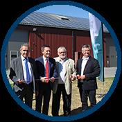 Centrale Photovoltaique Sarzeau